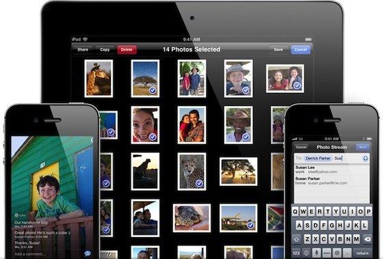 iOS 6 Shared Photo Streams