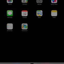 Video zeigt iOS 7 auf dem iPad