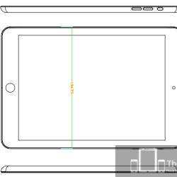 iPad Mini: Nach Gussteilen, nun Cases und Konzeptzeichnungen aufgetaucht