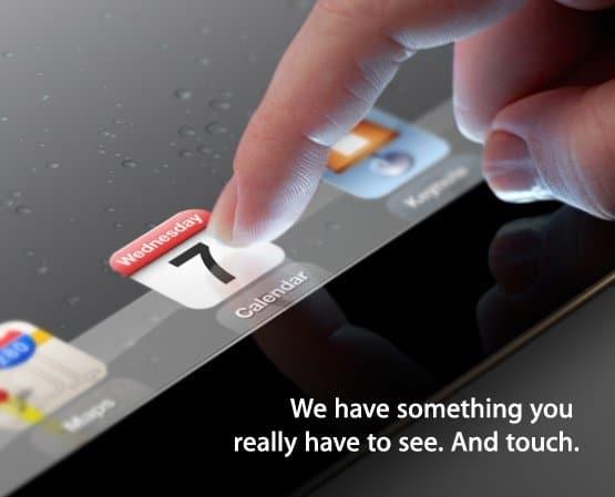 iPad 3Special Event