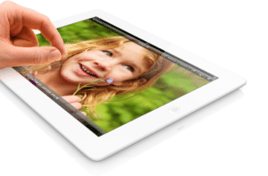iPad der 4ten Generation