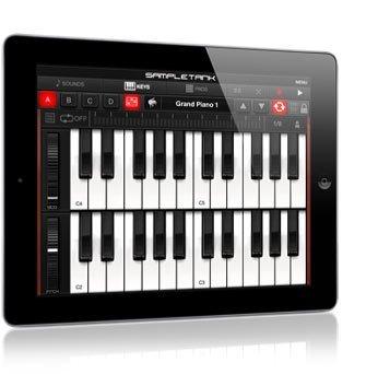SampleTank für iPad
