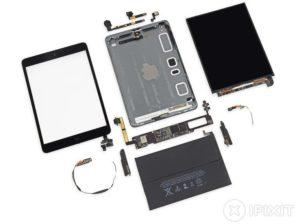 iPad Mini Retina Teardown. Bild: iFixit.com