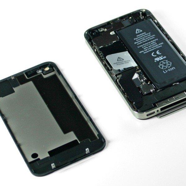 iPhone-4S-Batteriefach, Foto: iFixit