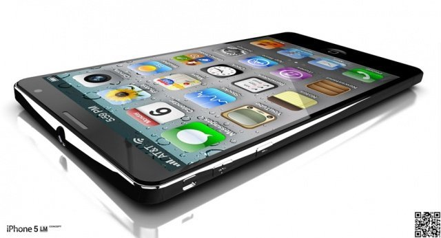 iPhone 5 Mockup, Bild: Cult of Mac