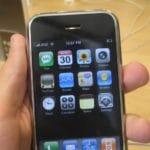 iPhone 1. Generation