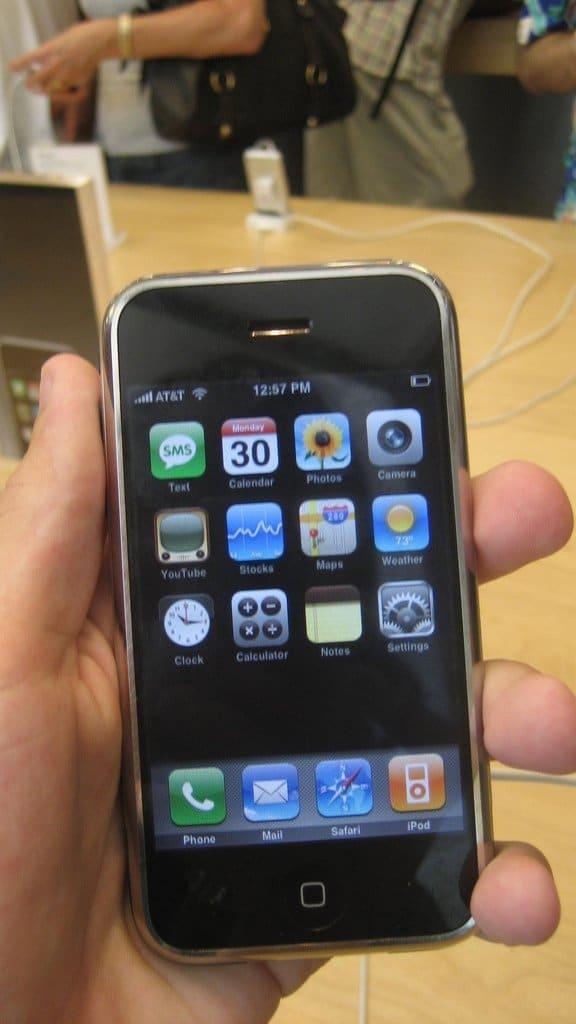 Heute vor 10 Jahren: Das iPhone kommt auf den Markt