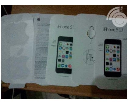 iPhone-5C-Anleitung, Foto: CTECH