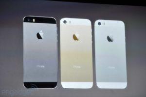 iPhone 5S, Bild: Engadget