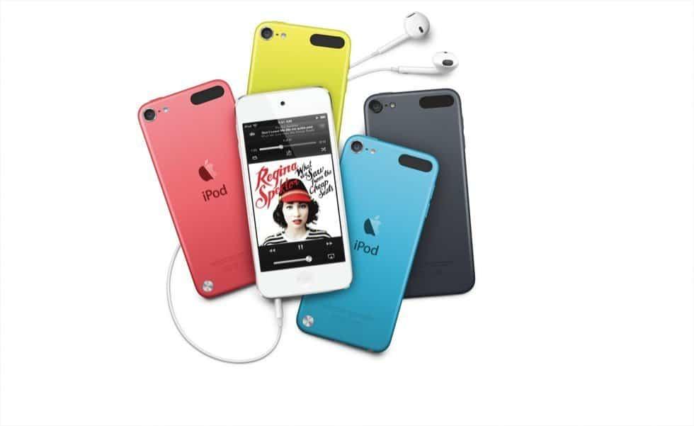 iPod touch: neues Gerät mit SIRI, iOS 6 und 5MP-Kamera auf ...