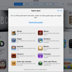 iWork und iLife in iOS 7 kostenlos?