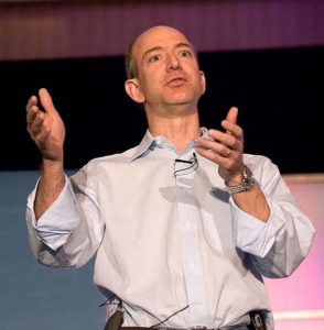 Jeff Bezos, Foto: James Duncan Davidson