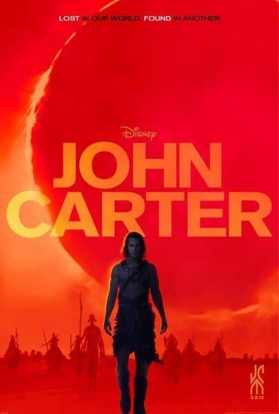 John Carter von Disney