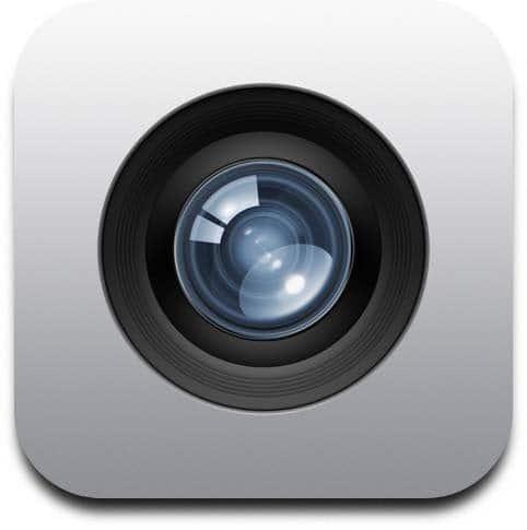 iOS Kamera Icon
