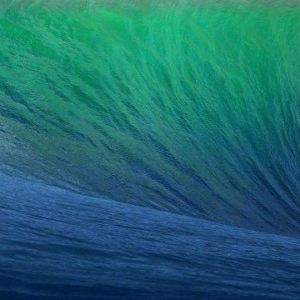 OS X Mavericks - Wallpaper