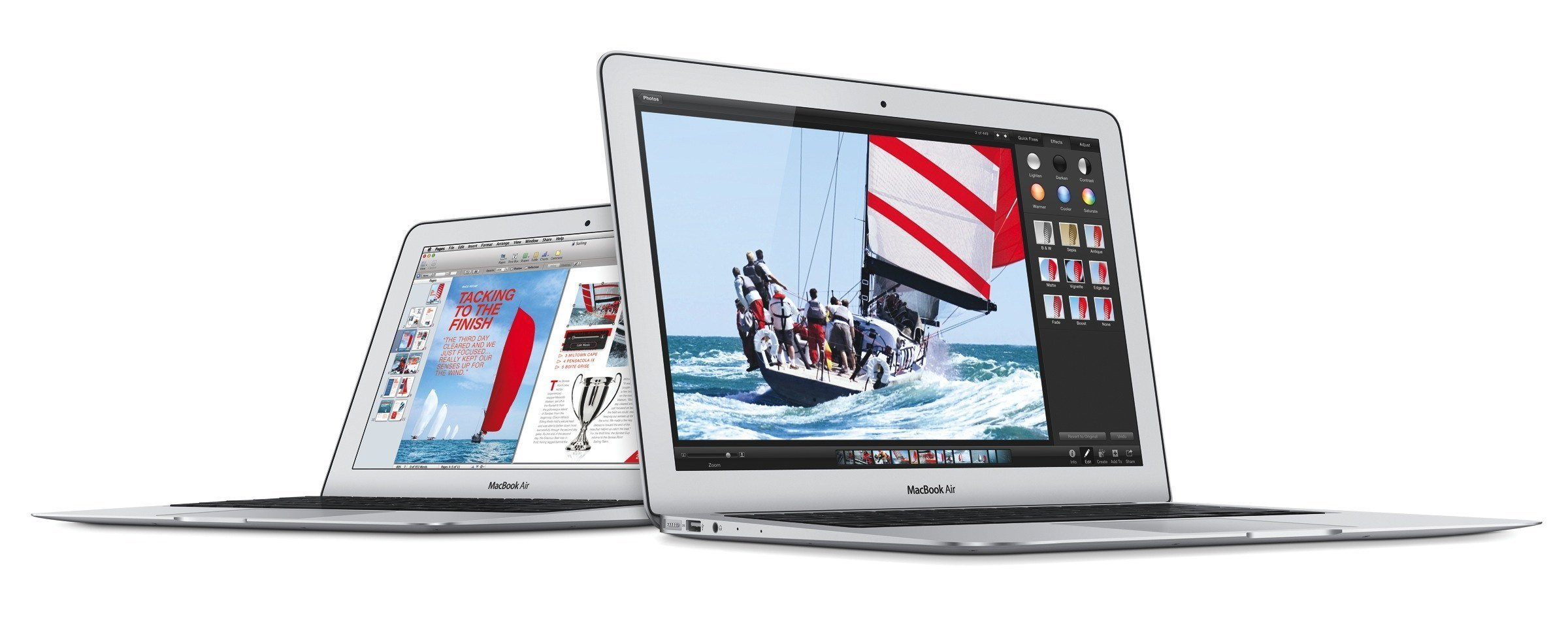 MacBook Air - 11 und 13 Zoll