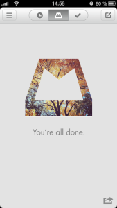 MailBox – Screenshot