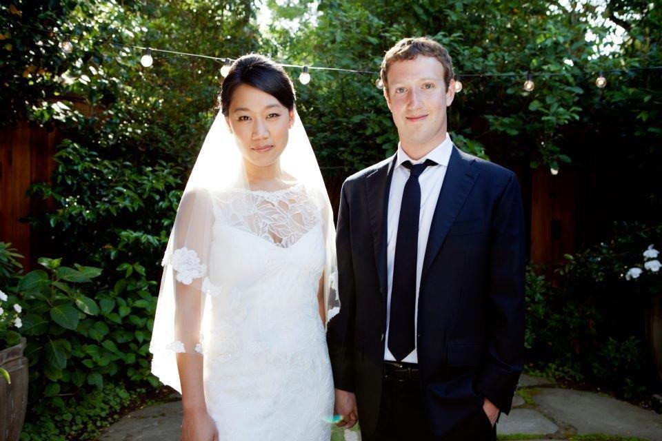 Mark Zuckerberg und Priscilla Chan, Foto: Mark Zuckerberg