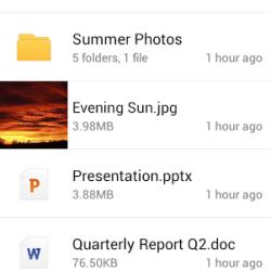 MEGA jetzt mit alter neuer Android-App