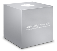 Apple Design Award 2011: Best of the Best auf iPhone, iPad und Mac
