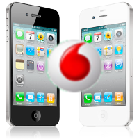 iPhone 4 Vodafone