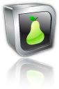 PearC, Mac OS X auf PC, Logo