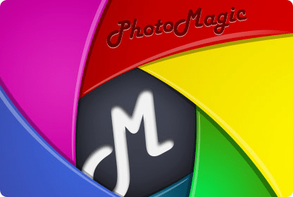 PhotoMagic für Mac