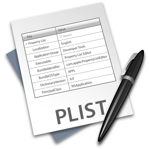 Property List Editor