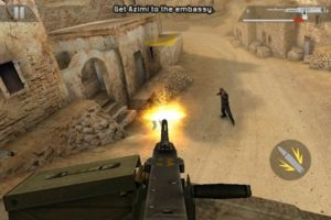 Screenshot Modern Combat Black Pegasus