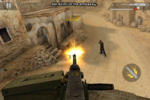 Screenshot Modern Combat Black Pegasus