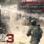 Modern Combat 3: Fallen Nation für iPhone und iPad reduziert