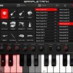 SampleTank für iPad: Instrumente