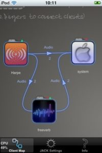 Audio-Routing am iPhone mit Jack