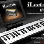 iLectric Piano mit iRigKEYS