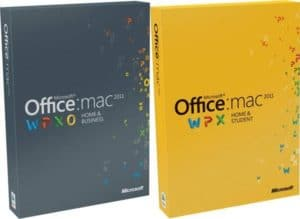 Office für Mac 2011