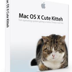 OS X 10.9: Betriebssystem-Update taucht in Serverlogs auf