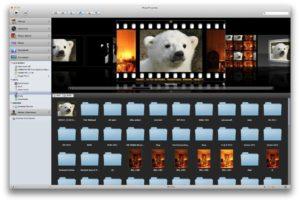Screenshot PhotoPresenter