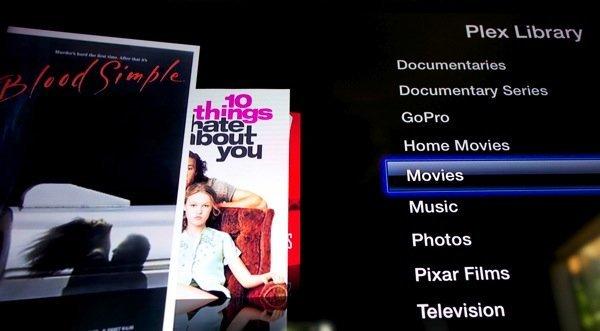 Plex Media Player für Apple TV auch ohne Jailbreak