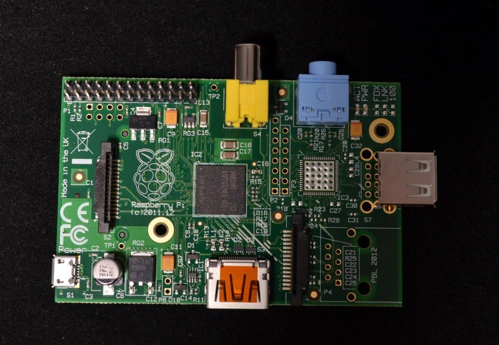 Videotext mit Raspberry Pi