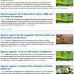 Rayman Legends News PCGames.de, Screenshot vom 1.1.2013