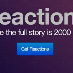 Reactions: Geohot ist mit neuer Foto-Sharing-App zurück