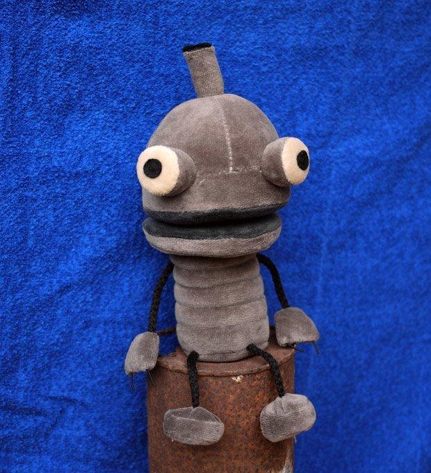 Roboter Josef aus Machinarium