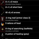 Rogue Touch Screenshot