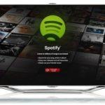 Spotify für Samsung Smart TV