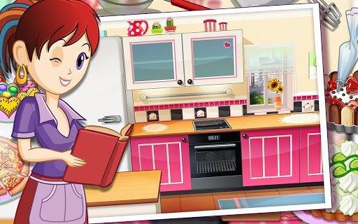 Saras Kochunterricht