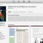 iBooks-Lehrbuch
