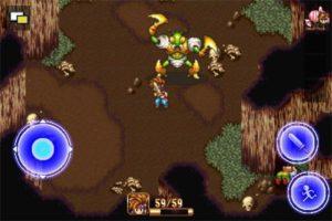 Secret of Mana - Screenshot
