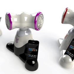 Shimi: Kickstarter-Roboter-Projekt tanzt zur iPhone-Musik