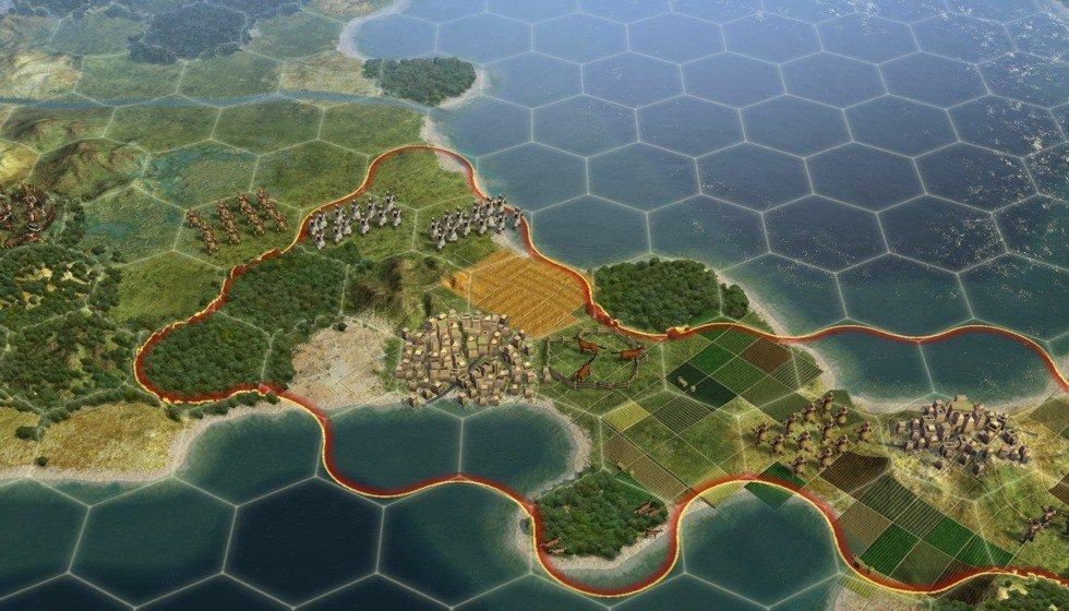 Sid Meier's Civilization V für Mac und