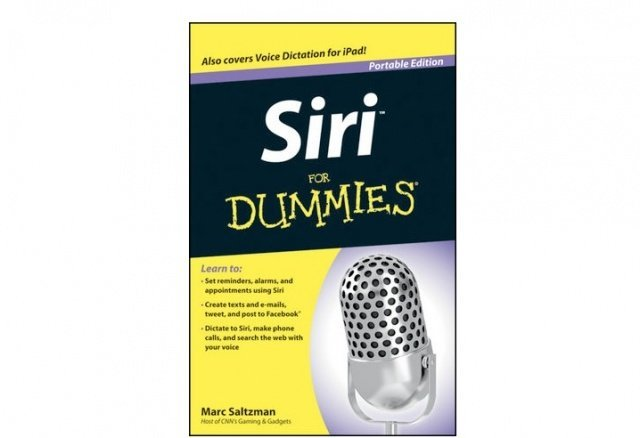 Siri For Dummies, Marc Saltzman